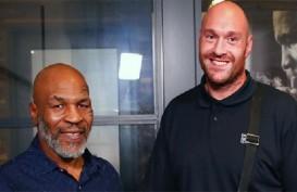 Mike Tyson Bakal Kantongi Rp8,7 Triliun jika Melawan Tyson Fury?