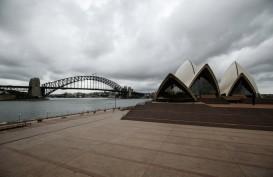 Australia Catat Lonjakan Kasus Baru Covid-19, Terbesar Sejak April