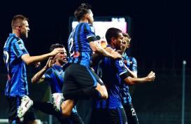 Balikkan Skor vs Lazio, Pemain Atalanta Tak Perlu Pelatih Lagi!