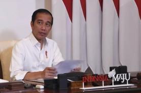 Presiden Jokowi: Kita Sedang Hadapi Krisis Kesehatan…