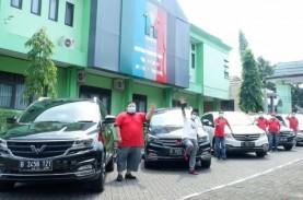 Normal Baru, Komunitas Wuling Cortez 'Sambangi' Balai…