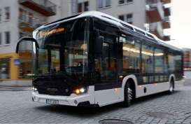 Scania Citywide Raih Bus of the Year di Slovenia