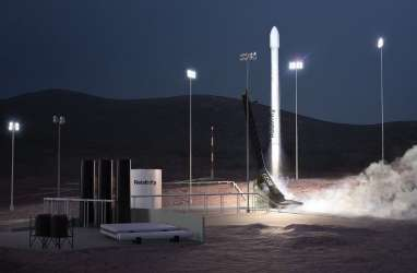 Relative Space Bakal Luncurkan 6 Satelit Iridium ke Orbit Rendah