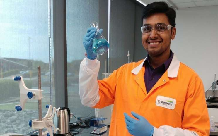 Krunal Patel - Auckland University