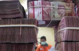 Penyaluran Kredit Tak Agresif, Bank Kurangi Transaksi di Pasar Uang Antar Bank