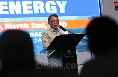 Tahun Depan, Pagu Indikatif Kementerian ESDM Cuma Rp6,84 Triliun