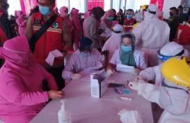 Polres Cianjur Gelar Rapid Test Massal terhadap 2.000 Orang