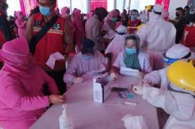 Polres Cianjur Gelar Rapid Test Massal terhadap 2.000…