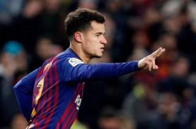 Tottenham Ingin Tukar Ndombele dengan Coutinho