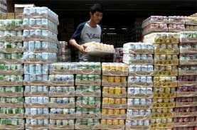 Pertumbuhan Industri Makanan dan Minuman Stagnan