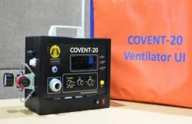 Kemenperin: Target Produksi Ventilator Molor hingga 2 Bulan