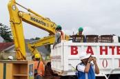 Pelanggaran Sempadan Sungai: Menteri PU Bongkar Sheetpile Waterpark Dwisari