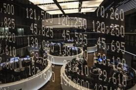 Saham Perbankan Melonjak, Bursa Eropa Ditutup Naik…