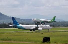 Buntut Kebijakan Harga Tiket, Garuda (GIAA) Kena Sanksi Administratif