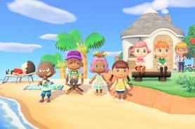 Game Animal Crossing Tambahkan Fitur Berenang