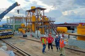 Bumi Resources Minerals (BRMS) Finalisasi Capex Proyek…