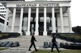 MK Tolak Permohonan Uji UU Lalu Lintas Soal Pengemudi…