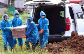 Update Corona 26 Juni: Kasus Kematian Bertambah 63 Orang, Tertinggi di Jatim