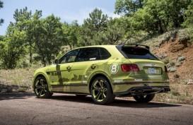 Akhir Bulan Ini, Bentley Luncurkan Versi Terbaru SUV Bentagya
