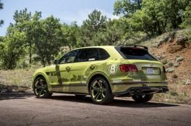 Akhir Bulan Ini, Bentley Luncurkan Versi Terbaru SUV…