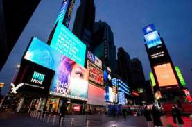 Bisnis Kembali Dibuka, Pengeluaran Konsumen AS Cetak…