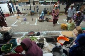 Terdampak Covid-19, Kemendag Pulihkan Pasar Rakyat
