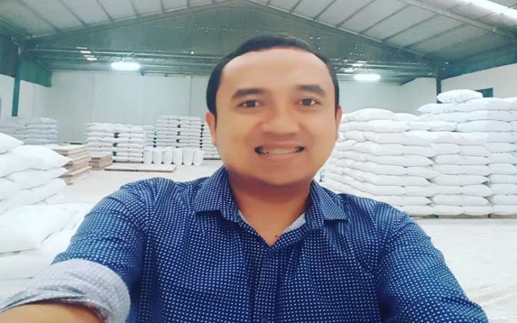 Najib Wahab Mauluddin , Founder PT Bonju Indonesia Mas