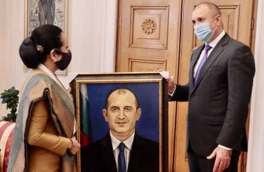 Dubes RI di Sofia Terima Penghargaan dari Presiden Bulgaria