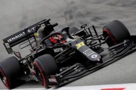 Seri Perdana F1, Renault Bawa 3 Paket 'Upgrade' untuk…