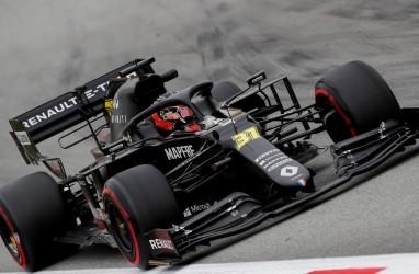 Seri Perdana F1, Renault Bawa 3 Paket 'Upgrade' untuk Mobilnya