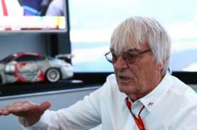 Formula 1 Tanggapi Komentar Rasialisme Bernie Ecclestone