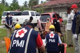 PMI Aceh Utara Bantu Periksa Kesehatan 94 Pengungsi…