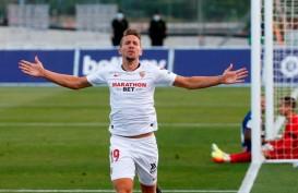 Hasil La Liga Spanyol, Sevilla Catat Hasil Seri Keempat Beruntun