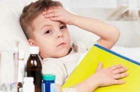 Anak Demam dan Batuk Saat Pandemi Corona, Ini Hal…