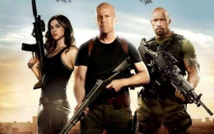 Film Aksi Militer GI Joe: Retaliation, Tayang Malam Ini di Bioskop Trans TV