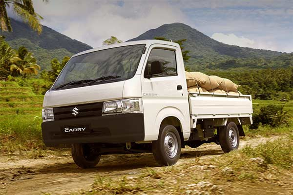All-New Suzuki Carry. - Suzuki