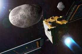 Selamatkan Bumi, Pesawat NASA Akan Tabrak Asteroid