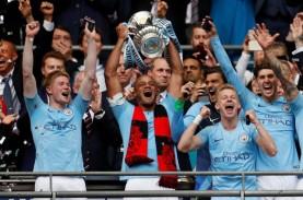 Jadwal FA Cup : ManCity ke Newcastle, Leicester vs…