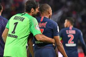 Penyerang PSG Kylian Mbappe Rindu Kiper Juventus Gianluigi…