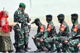 600 Personel Satgas Yonif Raider 100/PS Jaga Perbatasan…