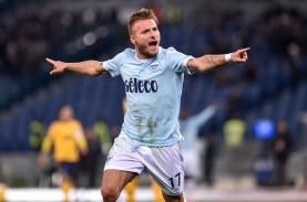 Hasil Liga Italia : Lazio Sikat Fiorentina, Terus…