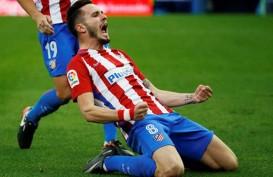 Tundukkan Alaves, Atletico Madrid Pertahankan Posisi Ke-3 La Liga