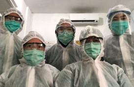 Lawan Covid-19, Aice Group Sumbang APD ke Rumah Sakit dan Ponpes