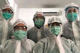 Lawan Covid-19, Aice Group Sumbang APD ke Rumah Sakit…