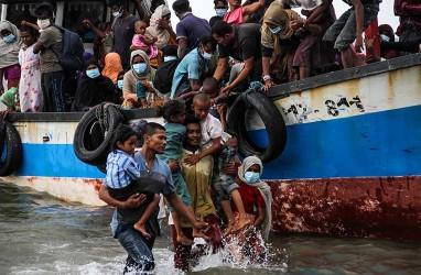 Bantu Pengungsi Rohingya, Mayarakat Aceh Dapat Apresiasi