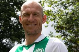 Arjen Robben Batal Pensiun, Pulang ke Groningen