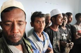 Kebanyakan Pengungsi Rohingya di Aceh Utara Alami…