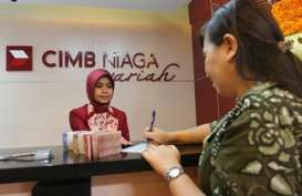 Permintaan Pembiayaan Lesu, CIMB Niaga Syariah Proyeksi Laba Stagnan
