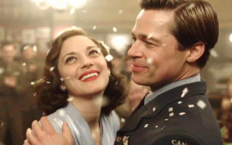 Cuplikan film Allied