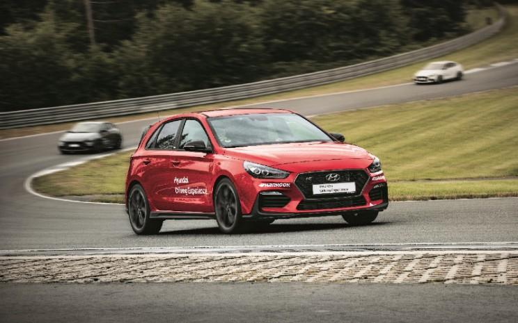 Hyundai Driving Experience ditujukan untuk pengemudi hobi dan penggemar motorsport di semua tingkat pengalaman. - HYUNDAI